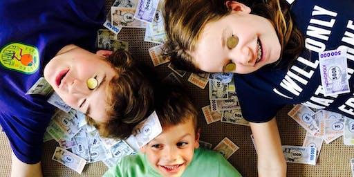 Oedoedegijda-sessie over geld en kinderen
