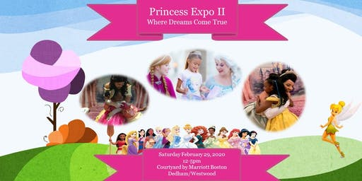Princess Expo III-Where Dreams Come True