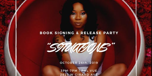 Situations Book Signing/Release Party