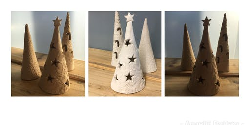 Holiday Project class- Christmas Trees