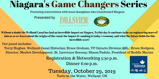 Niagara Game Changers