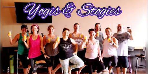 October Yogis & Stogies