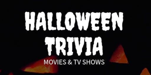 D&B Springfield- Halloween Movie & TV Show Trivia