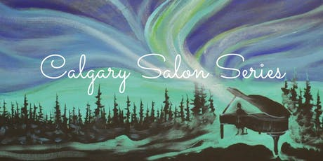 Calgary Salon Series: Holidays on Broadway with Michael Hope tickets