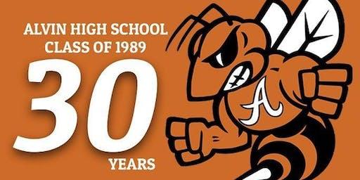 AHS Class of 1989   30 Year Reunion