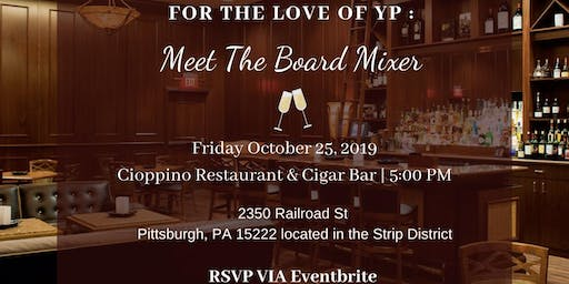 For The Love Of YP: Meet The Board Mixer