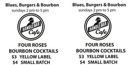 BLUES Burgers and Bourbon Sundays tickets