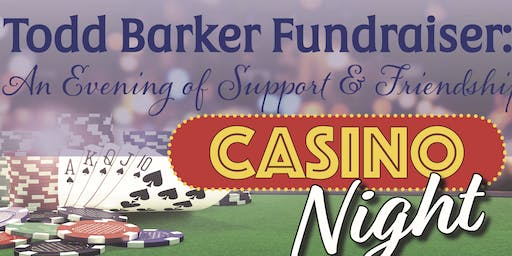 Todd Barker Fundraiser: An Evening of Support & Friendship