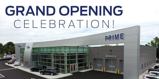 Prime Ford-Auburn Grand Opening