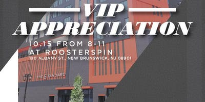 The Standard's VIP Appreciation Event