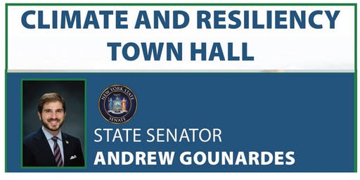 Climate and Resiliency Town Hall
