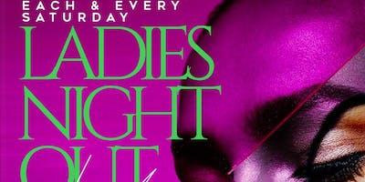"CARIBBEAN SATURDAYS ""LADIES NIGHT OUT "" JOUVAY NIGHTCLUB ( QUEENS"