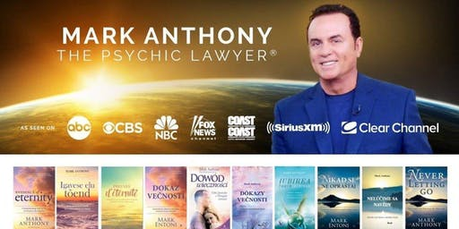 An Evening with Mark Anthony, The Psychic Lawyer