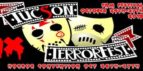 Tucson Terrorfest Film Festival Pass tickets