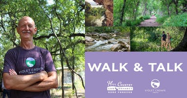 HCC Walk & Talk at 290 Trailhead