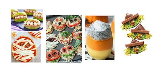 Spooktacular Snacks - Lil Chefs