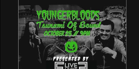 Youngerbloods w/ Tsunami of Sound @ Empire Live Music & Events tickets