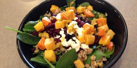 Healthy Eating Demo - Gratitude for Health & Wellness tickets