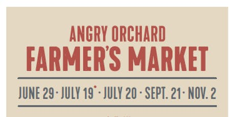 Angry Orchard Farmer's Market: Night Oddities tickets