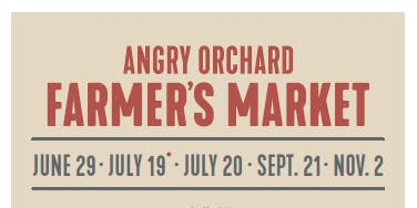 Angry Orchard Farmer's Market: Night Oddities