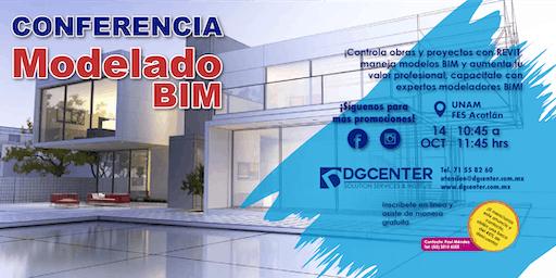 Conferencia Modelado BIM