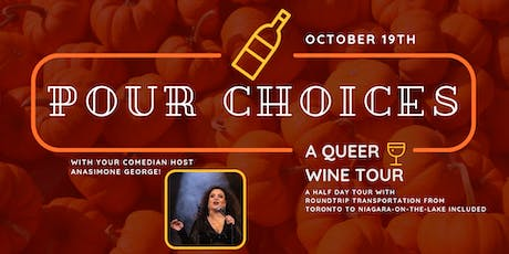 Pour Choices: A Queer Wine Tour Oct 19 tickets