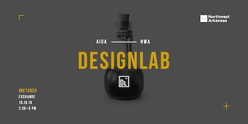 DesignLab: Inktober