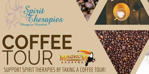 Magnum Coffee Tour & Tasting (benefiting Spirit Therapies)