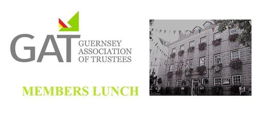 GAT Members Luncheon Tuesday 22nd October 2019