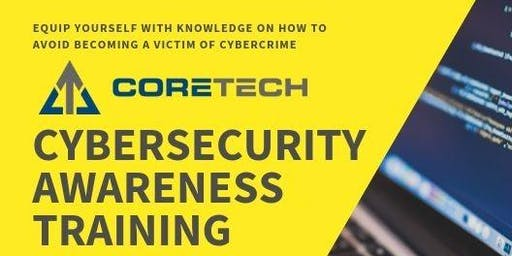 CoreTech's CyberSecurity Awareness Training