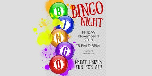 The Dance Authority Bingo Night!