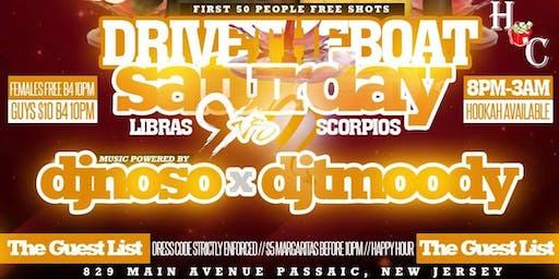 Drive The Boat Saturday