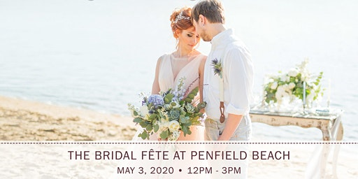 The Bridal Fête at Penfield Beach