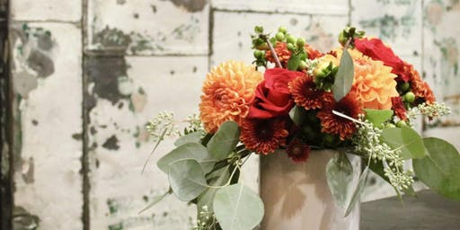 Fall Head Over Blooms and Get Thanksgiving Ready with Alice's Table
