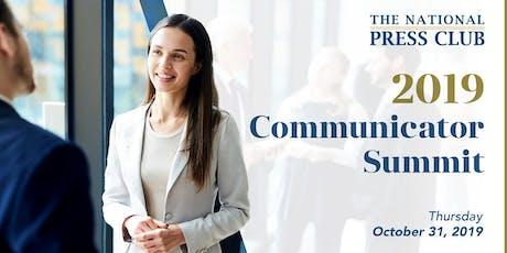 2019 National Press Club Communicators' Summit tickets