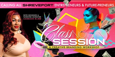 Class Now In Session: A Creative Branding Workshop tickets