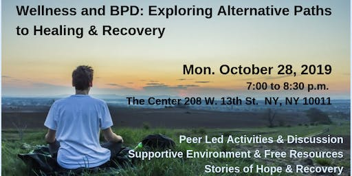 October BPD Social Connections