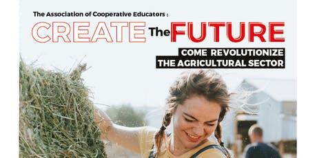 Designing the Agricultural Cooperatives of the Future - Austin tickets
