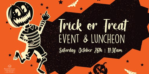 Trick or Treat Luncheon