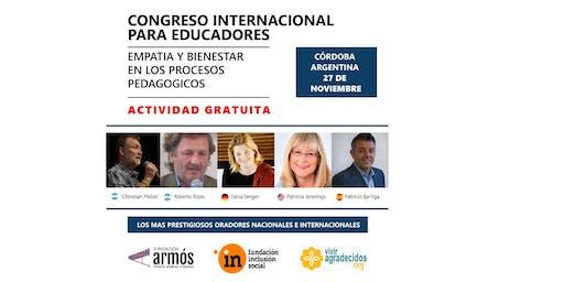 Congreso Internacional para Educadores