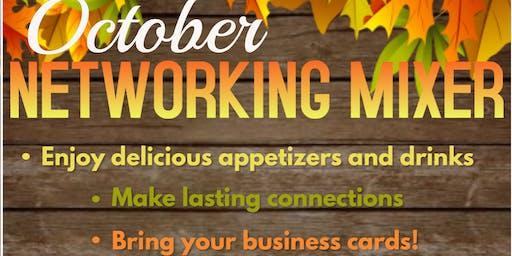 October Networking Mixer
