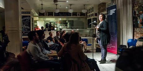 December Open Mic @ Dog Tag Bakery tickets