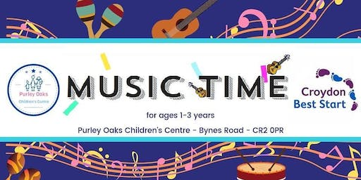 Music Time 1-3 years