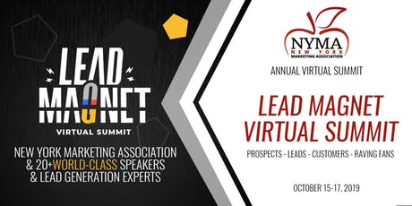 Lead Magnet Virtual Summit tickets