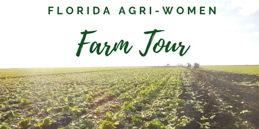 Florida Agri-Women South Florida Farm Tour