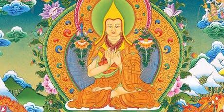 Je Tsongkhapa's Annual Prayer tickets