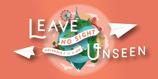 "VIP Lounge at 1st Thursdays: ""Leave No Sight Unseen"""