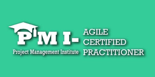 PMI-ACP (PMI Agile Certified Practitioner) Certification in Edmonton, AB