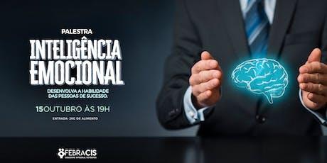 [Campo Grande/MS] Inteligência Emocional: desenvolva a habilidade das pessoas de sucesso 15/10 ingressos