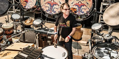 Mickey Hart of The Grateful Dead to Exhibit Artwork in South Florida tickets
